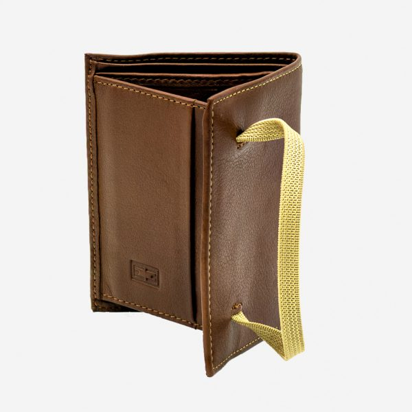nice leather wallet for men